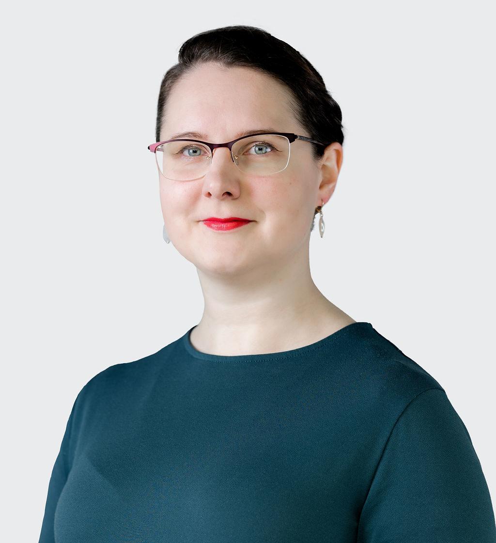 Liittohallituksen jäsen Rimma Ahonen